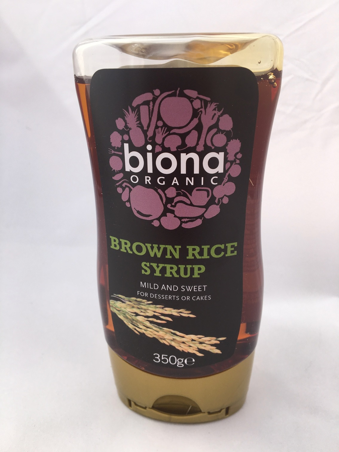 Biona Organic Brown Rice Syrup is an ideal alternative to use instead of golden syrup, agave syrup and refined sugar.  It is less sweet and therefore useful to help control sugar cravings.