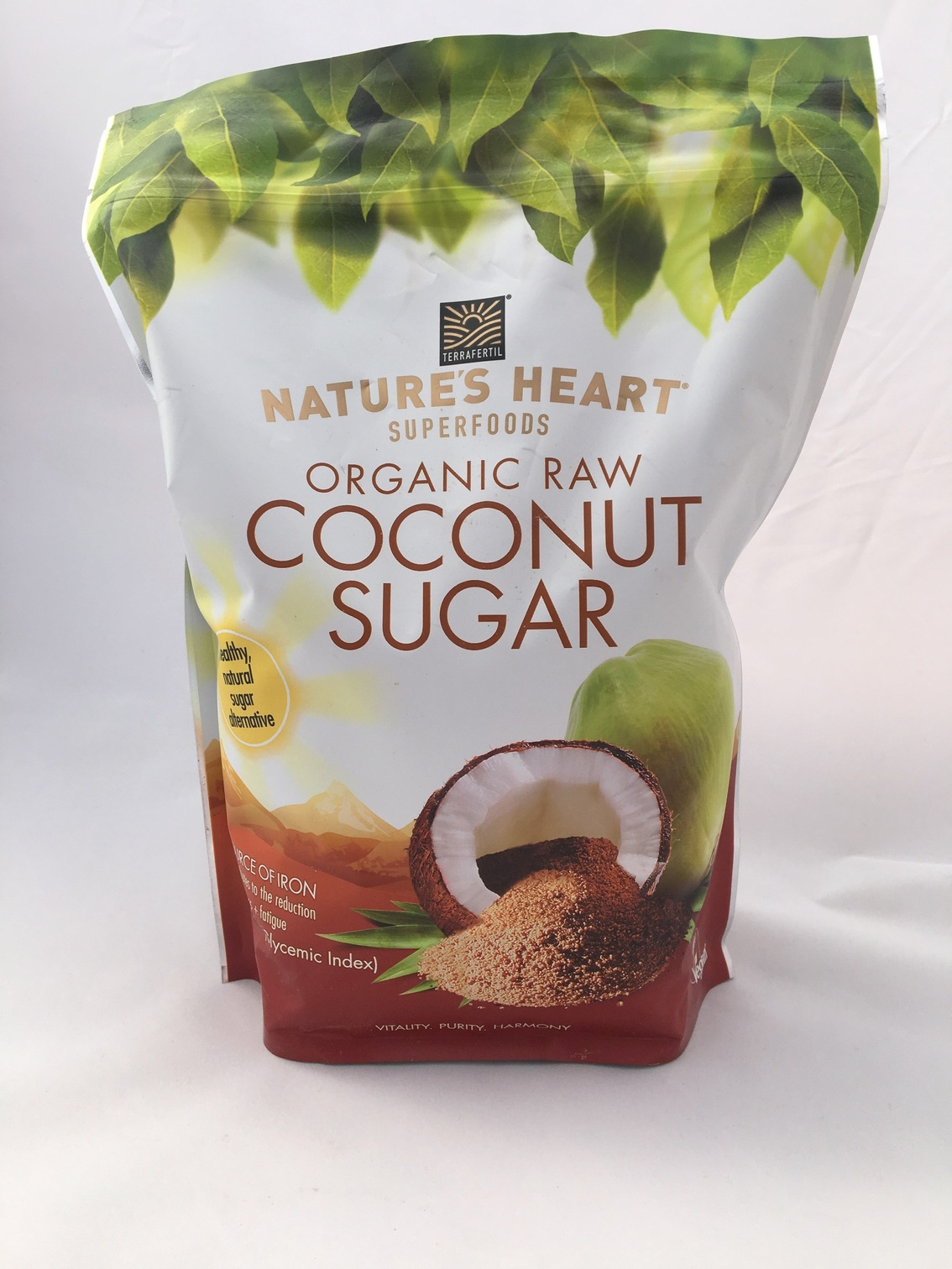 A mineral rich natural product alternative to refined sugar.  Full of energy boosting iron and heart-healthy potassium. Low Fructose option to cane sugar.