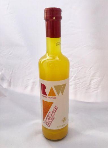 RAW Apple Cider Vinegar - Ginger & Turmeric Infusion