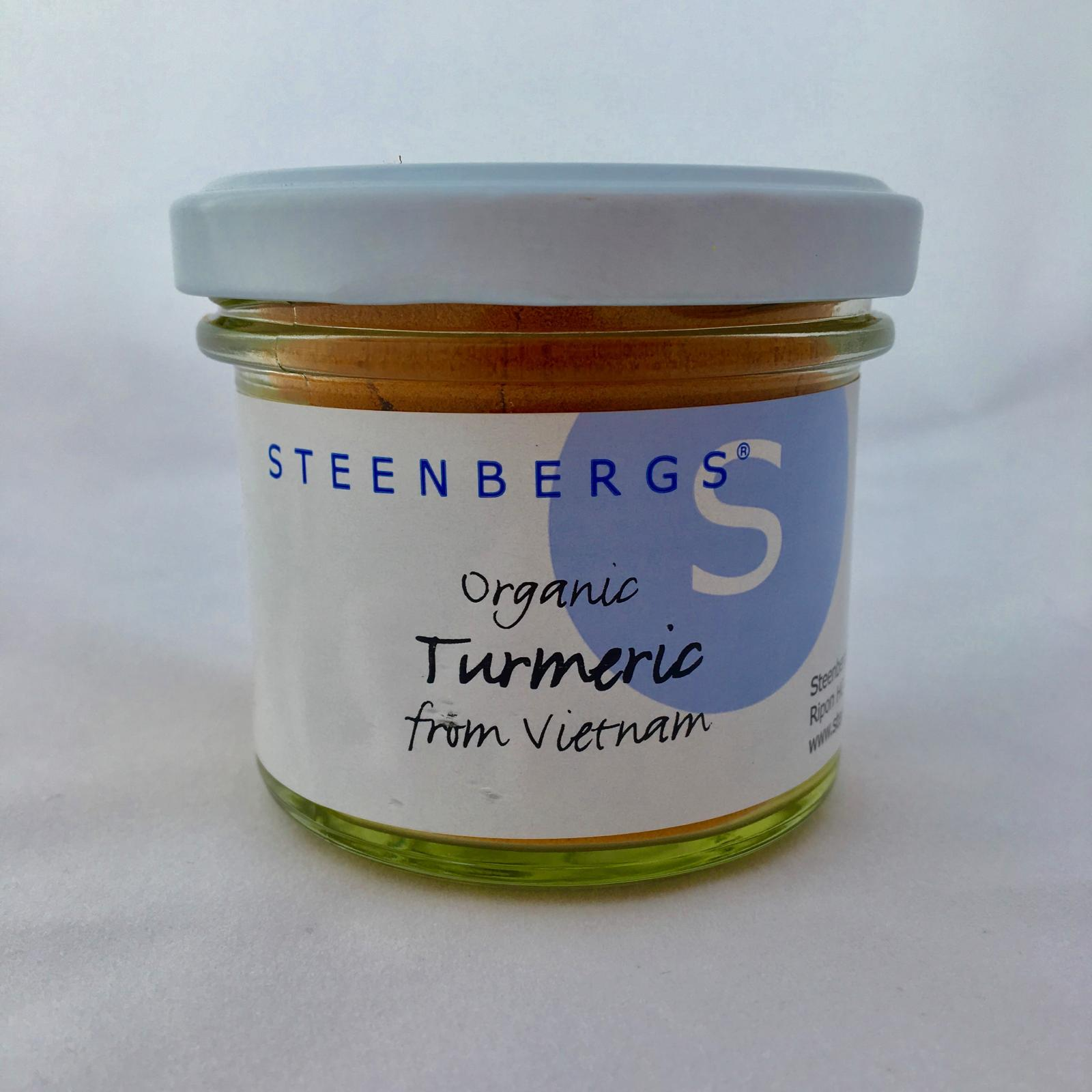 Organic turmeric is a major anti-inflammatory, good enough for coughs, colds, arthritis, rheumatism and many more conditions.  Eat with black pepper.